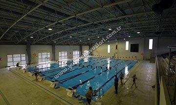 Düzce Üniversitesi Yüzme Havuzu